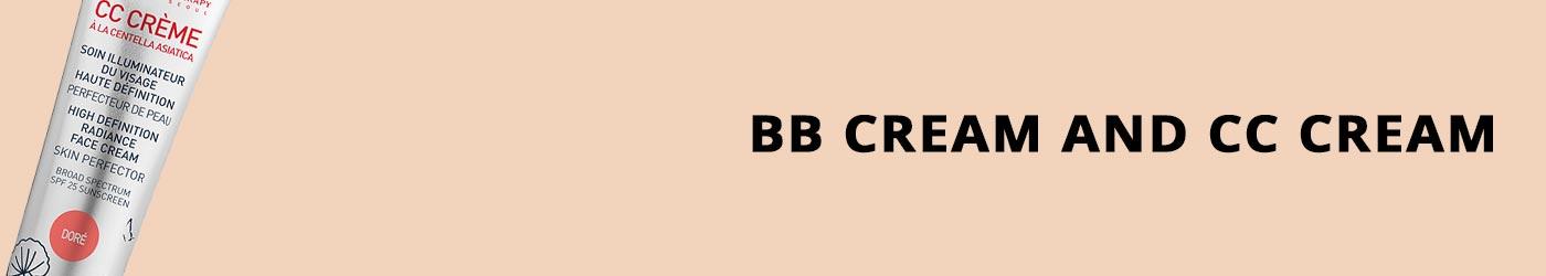 BB Cream and CC Cream