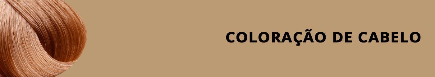 produtos para coloração de cabelo