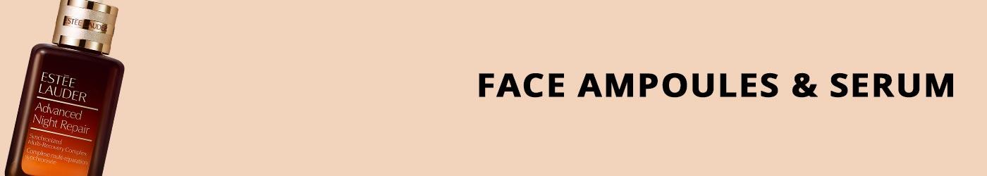 Face Ampoules & Serum