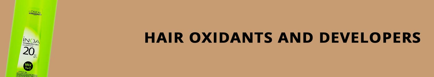 Hair Oxidants and Developers