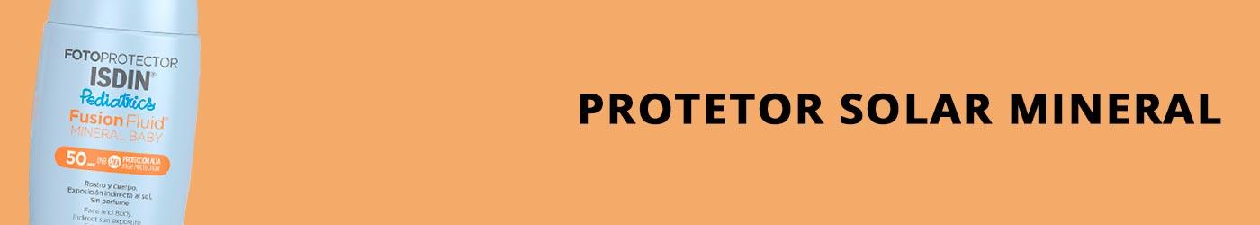 Protetor Solar Mineral