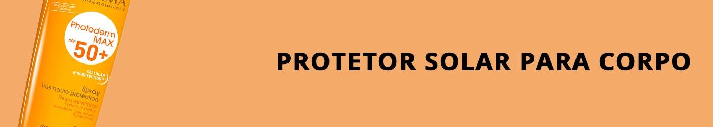 Protetor Solar para Corpo