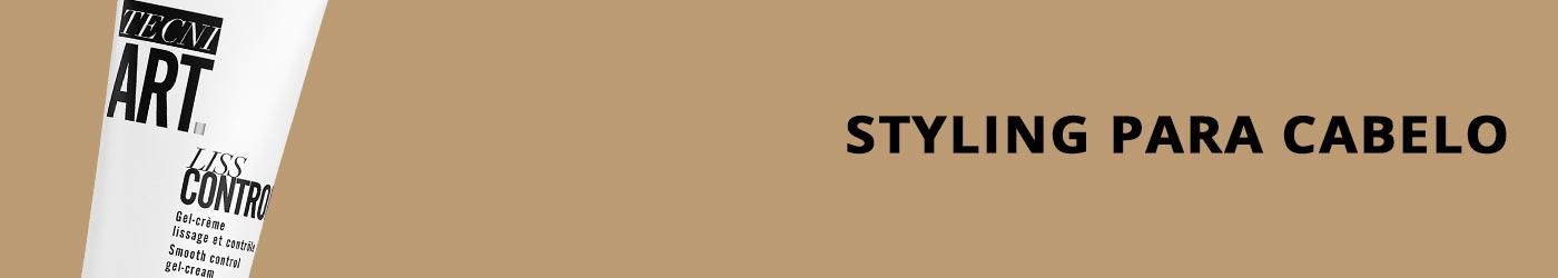 Produtos de Styling para cabelo