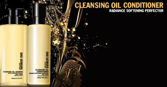 Cleansing Oil Conditioner