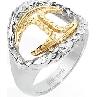 JUST CAVALLI DROPSSLV&GOLD | Ring