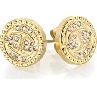 JUST CAVALLI JUST BANQUE GLD | Earrings