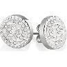JUST CAVALLI JUST BANQUE SLV | Earrings