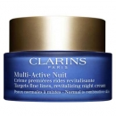 Clarins Multi-Active Nuit Creme Leg. Normal and Combination Skin