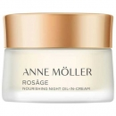 Rosâge Nourishing Night Oil-in-Cream
