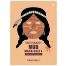 Earth Beauty Mud Mask Sheet