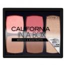 California Box Bronzer & Blush Palette