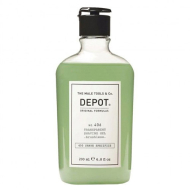 Depot Nº 406 Transparent Shaving Gel