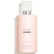 Chance Eau Vive Foaming Shower Gel