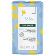 Bébé Gentle Ultra-Rich Soap - Klorane