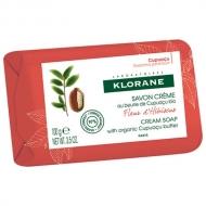 Fleur DHibiscus Cream Soap