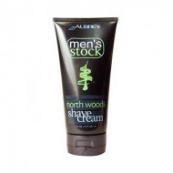 Men''s Stock North Woods Shave Cream