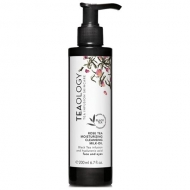 Rose Tea Moisturizing Cleansing Milk-Oil
