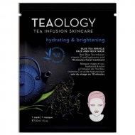 Blue Tea Miracle Face and Neck Mask