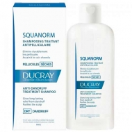 Squanorm Shampoo AntiPelliculaire Sèches
