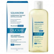 Squanorm Shampoo AntiPelliculaire Grasse