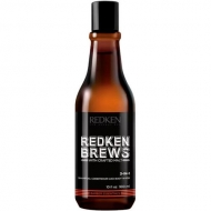 Redken Brews 3-in-1 Shampoo