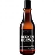 Redken Brews 3-in-1 Shampoo