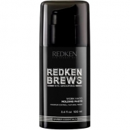 Redken Brews Work Hard Molding Paste