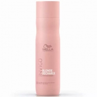 Blonde Recharge Cool Shampoo - Invigo
