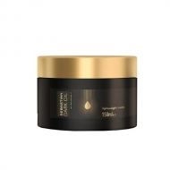 Dark Oil Lightweight Mask