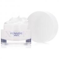 Pionnière XMF White Crème Transparence
