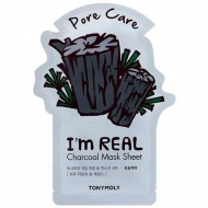 Im Real Charcoal Mask Sheet Pore Care