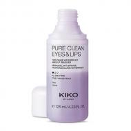Pure Clean Eyes & Lips - KIKO