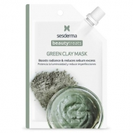Beauty Treats Green Clay Mask