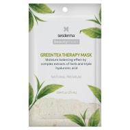 Beauty Treats Green Tea Therapy Mask