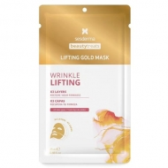 Beauty Treats Wrinkle Lifting Gold Mask