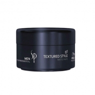 Men Textured Style Matte Paste
