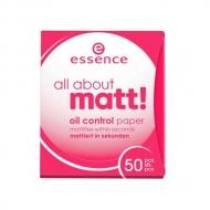 All About Matt! Oil Control Paper