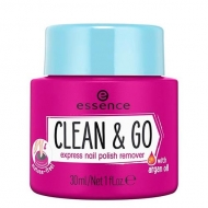 Clean & Go Express Nail Polish Remover