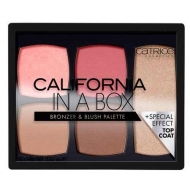 California Box Bronzer & Blush Palette