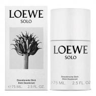 Loewe Solo Desodorizante Stick