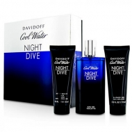 Cool Water Night Dive Coffret