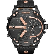 DIESEL MR DADDY 2.0 PRETO - DZ7350