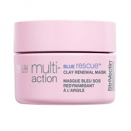 Multi-Action Blue Rescue Clay Mask