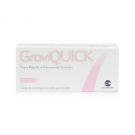 GraviQuick Early Pregnancy Rapid Test