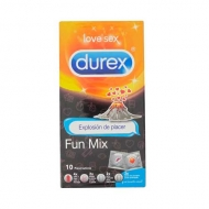 Love Sex Preserv Fun Mix Condoms