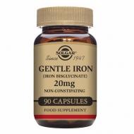 Gentle Iron Bisglycinate NonConstipating