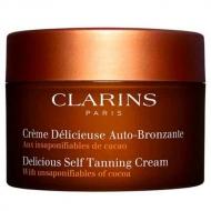 Clarins Sun Cr. Délicieuse Auto-Bonzante