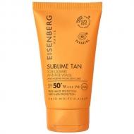 Sublime Tan Soin Solaire Visage SPF50+