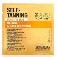 Self-Tanning Sensitive Skin