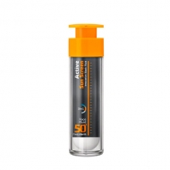 Active Sun Screen Black Face Fluid SPF50